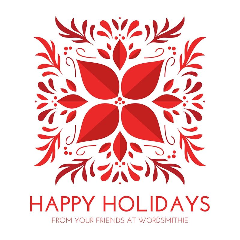 Wordsmithie Holiday